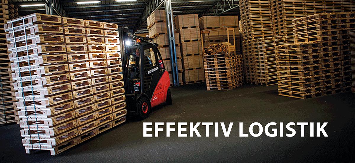 Effektiv logistik